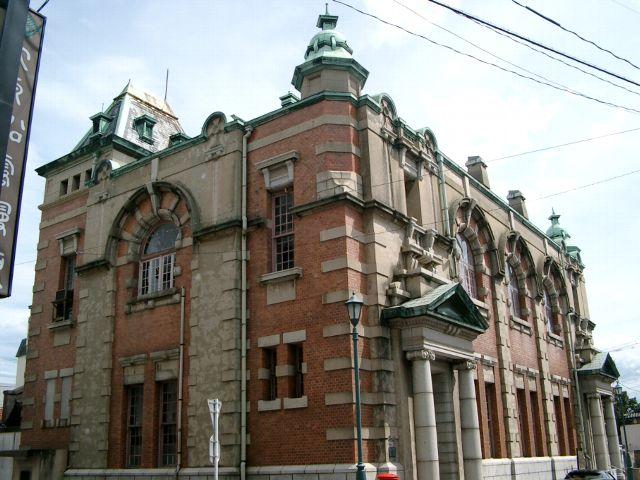 唐津銀行旧本店