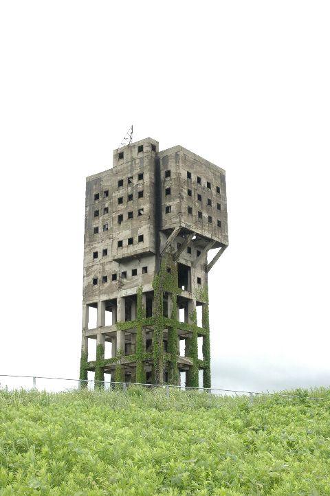志免炭鉱跡