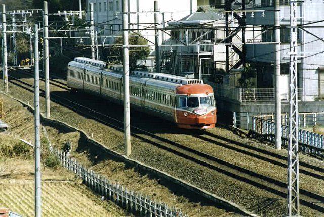 向ヶ丘遊園〜生田
