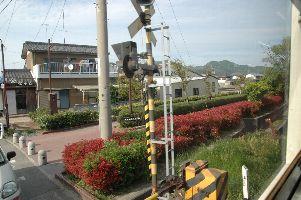 小松島線跡