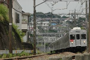 菊名〜妙蓮寺