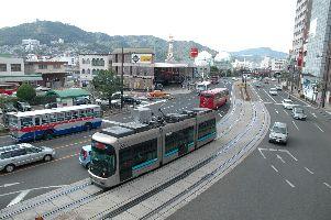 長崎電軌3100