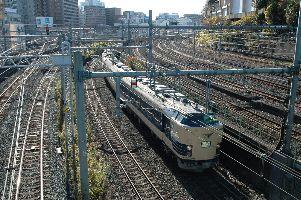 上野〜鶯谷