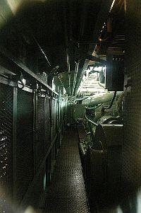 機械室内部