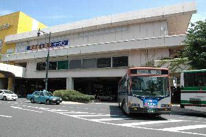 万代バスセンター