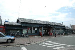 肥後大津駅舎