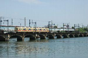 貝塚〜名島