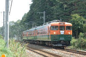 軽井沢〜中軽井沢