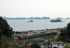 陸前浜田〜松島海岸