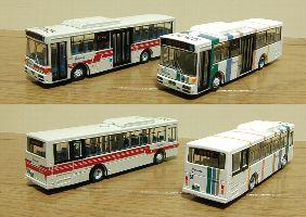 スマートループ&赤バス