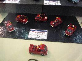 サンバー消防車