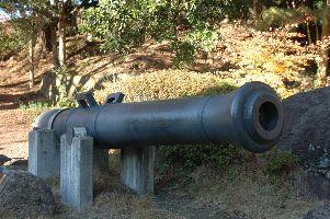 24ポンドカノン砲