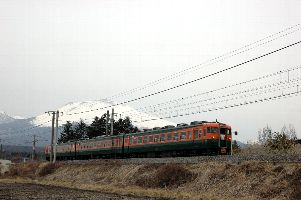 中軽井沢〜軽井沢