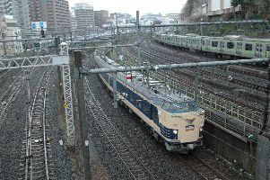 上野〜尾久