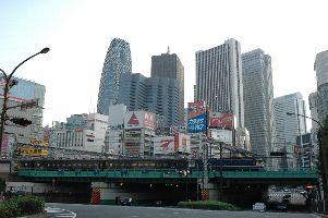 新宿〜池袋
