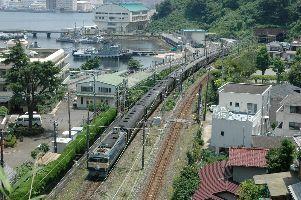 田浦〜横須賀