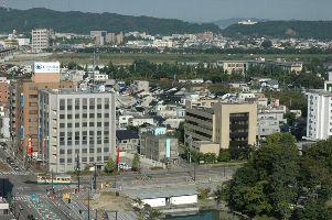 丸の内〜諏訪川原