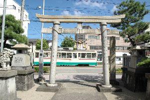 広貫堂前〜西中野