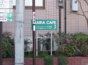 MARIAカフェですよ〜