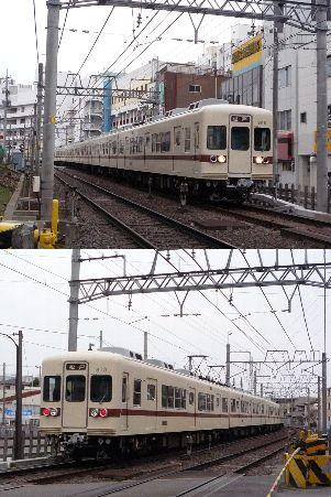 新津田沼〜前原