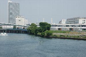 東高島〜桜木町