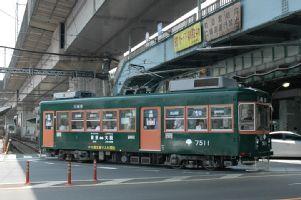 飛鳥山〜王子駅前