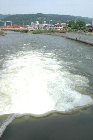 天竜川上流端