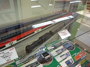 SL列車セット