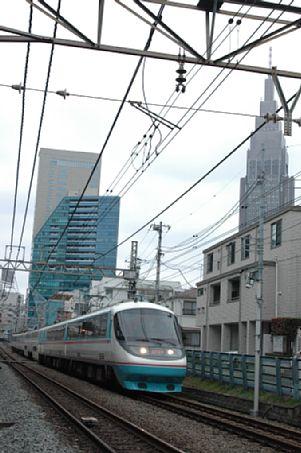 南新宿~参宮橋