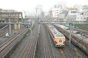 尾久~上野(鶯谷~上野)