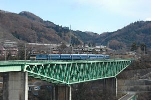 鳥沢~猿橋