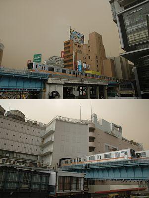 表参道~渋谷