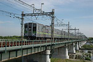 中河原~聖蹟桜ヶ丘