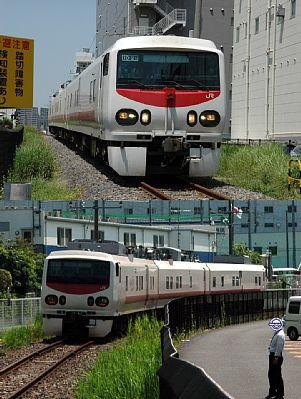 旧小名木川~越中島(貨)