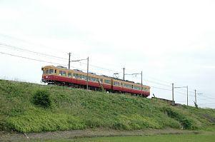 電鉄黒部~電鉄石田