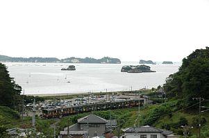 松島海岸~陸前浜田